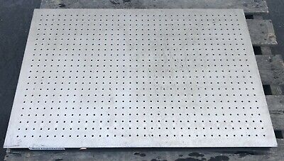 Ilbex Engineering Optical Breadboard Table Top 24 X 36 Laboratory Industrial