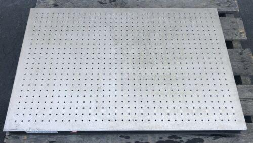 "ILBEX ENGINEERING OPTICAL BREADBOARD TABLE TOP 24"" X 36"" LABORATORY INDUSTRIAL"