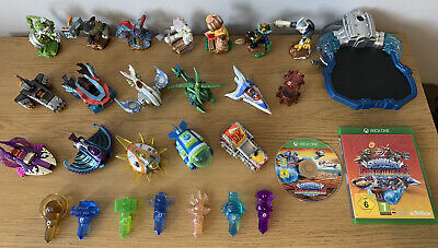 Skylanders SuperChargers XBOX ONE Huge Games Bundle Portal Figures Traps Crystal segunda mano  Embacar hacia Spain