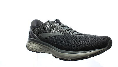 Brooks Mens Ghost 11 Gray Running Shoes Size 9.5 (2E) (1194151)