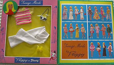 PETRA PLASTY 5788 aus 1976 echt Vintage Clone Petra Peggy Fred Doll AIRFIX