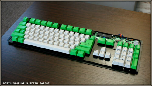 Amiga 500 Keyboard/Tastatur from DS Retro Garage!