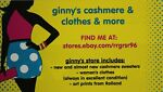 ginny's cashmere & clothes