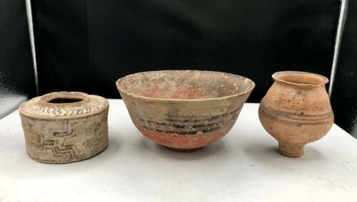 Ancient Indus Valley Pottery