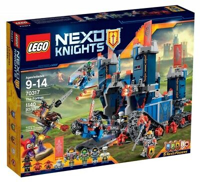 Lego Nexo Knights  - 70317 - Le Fortrex - NEUF