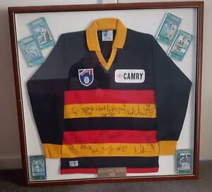 **1998 CROWS SIGNED GUERNSEY** Murray Bridge Murray Bridge Area Preview