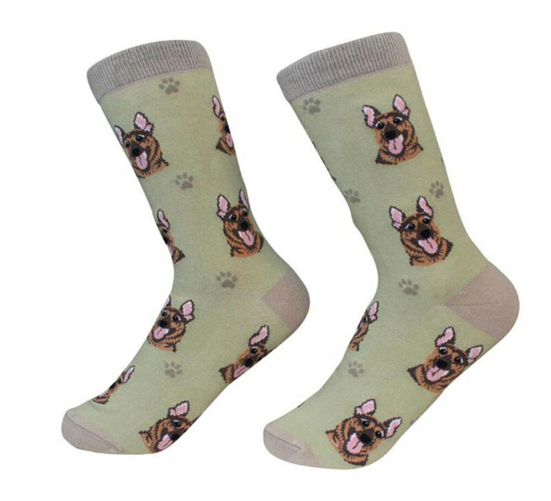 German Shepherd Socks Unisex