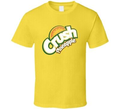 Soda Halloween Costume (Crush Pineapple Soda Cool Halloween Costume T)