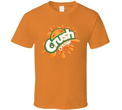 Soda Halloween Costume (Crush Orange Soda Cool Halloween Costume T)