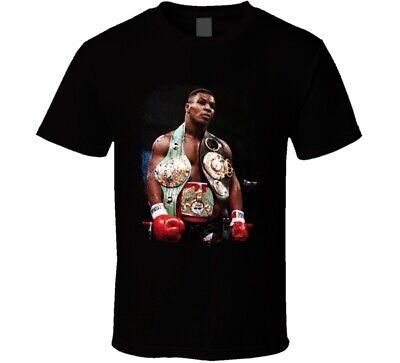 mike tyson cool boxing boxer fan t