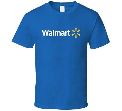 Wal-mart Tee Funny Cashier Worker Wal Mart People Halloween Costume T Shirt  - Wal Mart Halloween