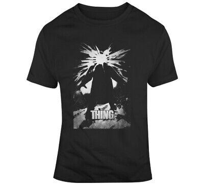 The Thing Kurt Russell John Carpenter Movie 80s Vtg Style T Shirt - The 80's Style