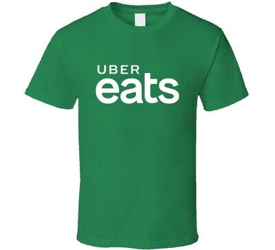 Uber Eats Tee Cool App Halloween Costume T Shirt - Halloween App Costume