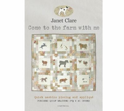 Janet Clare   Quilt Patterns   Various Designs