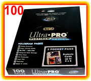 Ultra Pro Platinum 4 Pocket