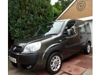 08/ FIAT DOBLO DYNAMIC 1.9 D***ONE OWNER HISTORY***