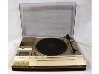 Vintage Sharp Stereo Music Center, Model SG-170EW