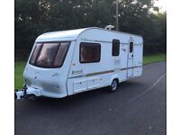 Elddis avante 2003 4 berth full awning Allow wheels hot and cold water system three and