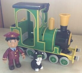 Postman Pat / Pc Shelby / Ted Glen / Ajay