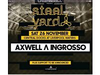Steel yard tickets