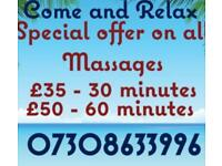 Best massage In Victoria ( In Call & Out Call)