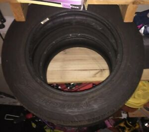 Pair of michelin Mint condition tyres