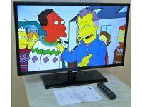 "Samsung 32"" LED TV Television, UE32F5000AK, Full HD"
