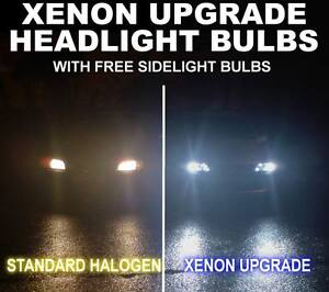 FORD FOCUS MK1 HID XENON H4 HEADLIGHT BULB KIT