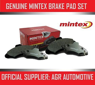 MINTEX REAR BRAKE PADS MDB2566 FOR SEAT ALTEA/ALTEA XL 2.0 TD FR 170 BHP 2006-