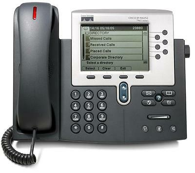 Fully Refurbished Cisco 7961g Enhanced Manager Ip Phone