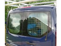 Security grills for builders, electricians etc