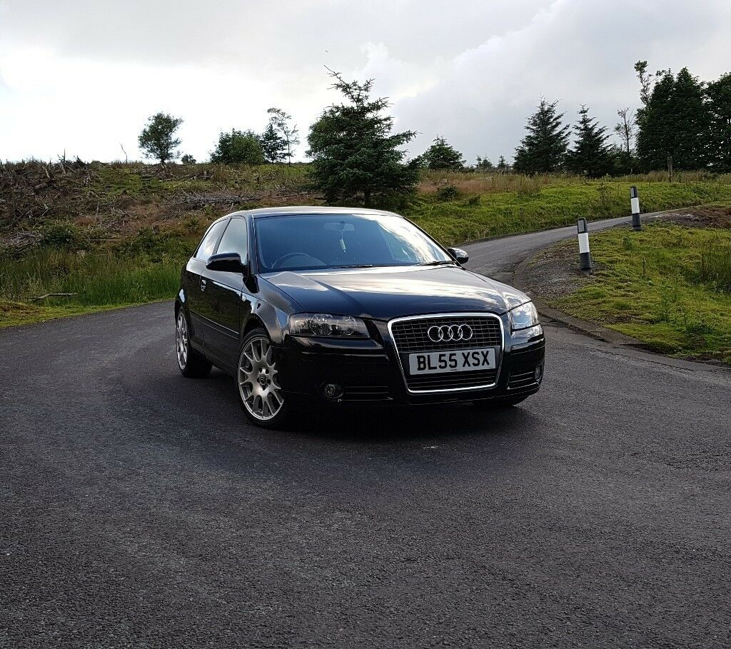 Audi A3/S3/RS3 2.0tfsi