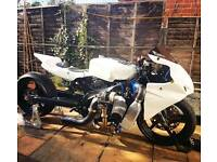 Aprilia RSV 1000 Turbo & Nitrous Drag bike (Road legal)