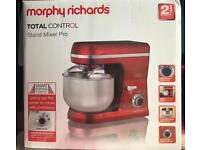 Morphey Richards stand mixer