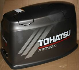 Tohatsu 60HP EPTO 2001 outboard engine cover