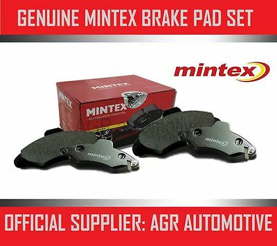 MINTEX REAR BRAKE PADS MDB2566 FOR SEAT ALTEA/ALTEA XL 1.2 TURBO 2010-