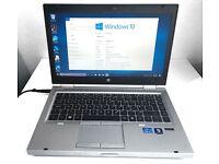 "Notebook HP EliteBook 8460p - 14"" - Core i5 2520M - Windows 10 - 8GB RAM - 500GB HDD"