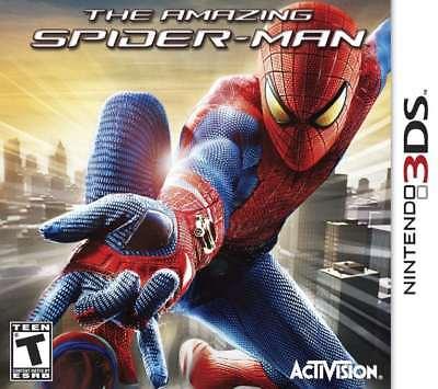 Amazing Spider-Man 3DS New nintendo_3ds;