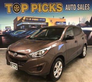 2014 Hyundai Tucson AWD, Accident Free, Certified & Ready To Go!