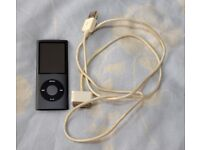 iPod Nano 4th Gen 8gb with usb cable
