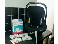 Britax baby safe plus SHR 2 car seat