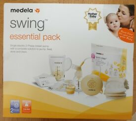Medela Swing Essential Pack + Store and Feed Set