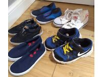 Toddler boys shoes bundle sizes 7-8