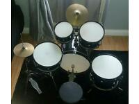 Childs/mini drum kit