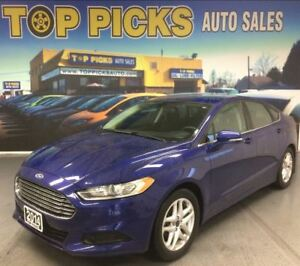 2014 Ford Fusion SE, ALLOY WHEELS, BLUETOOTH, POWER SEAT AND MOR