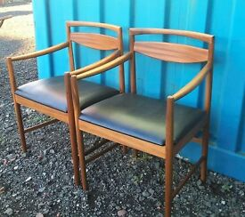 Pair of McIntosh Carver Chairs