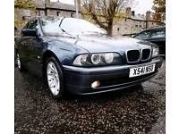 BMW 525i MOT 11 MONTH LOW MILAGE 112K SWAP