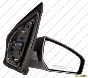 Door Mirror Manual Passenger Side Nissan SENTRA 2007-2012