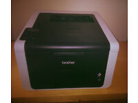 Brother HL3150CDW A4 Colour Laser Wireless Printer