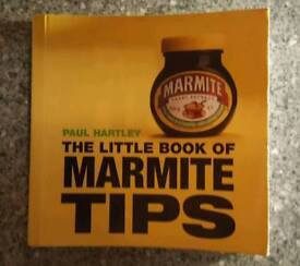Marmite cooking book